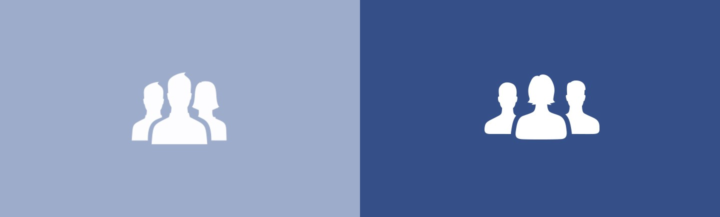 隐秘而伟大!Facebook 好友图标的设计改版背后的故事