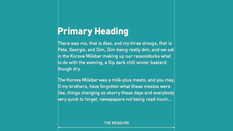 上手可用!提升阅读体验的三个排版设计小技巧
