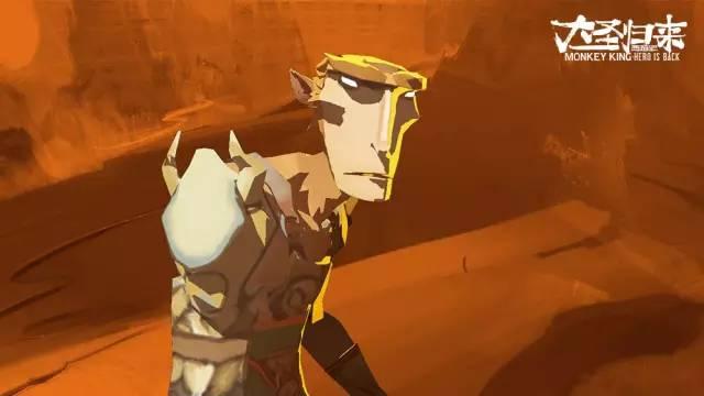 超全!国产动画片《大圣归来》八年创作原画手稿