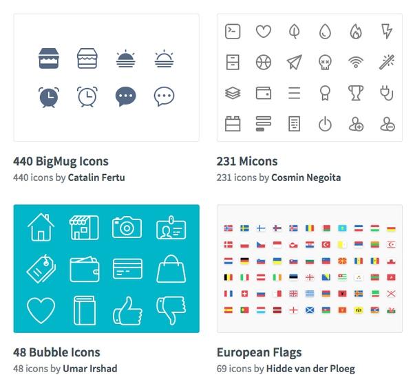 术业专攻!超方便的图标素材管理工具Iconjar