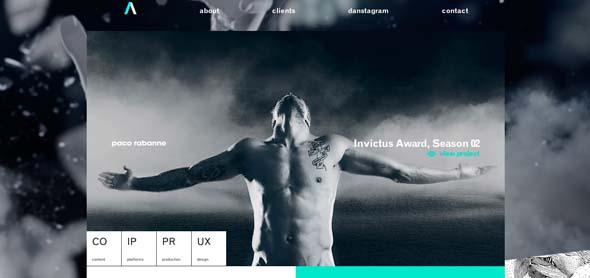 花样百出!21个动感酷炫的视差网站设计