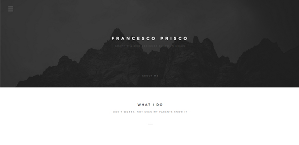Francesco-Prisco---Graphic-&-Web-Designer