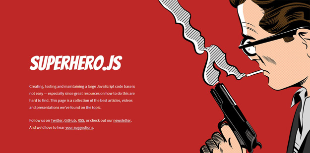 Superhero.js