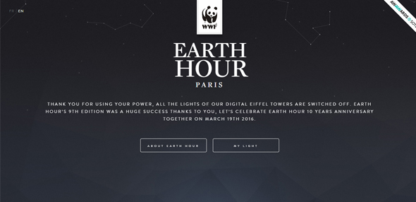 WWF---Earth-Hour-Paris