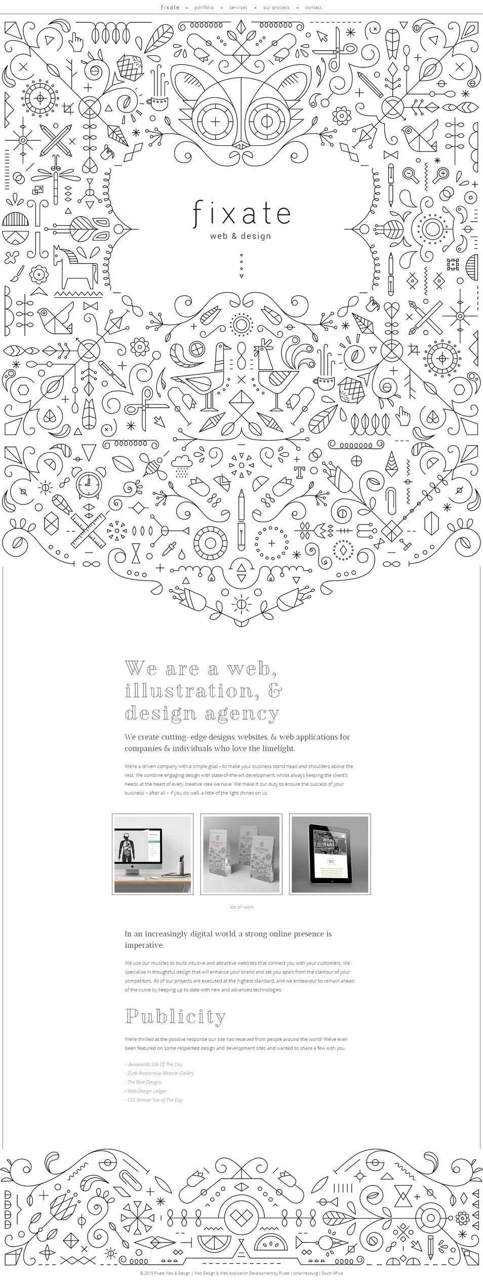 网页设计已死?来瞧瞧这些打破平淡魔咒的网页设计