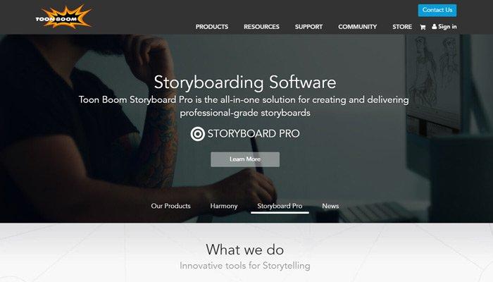 04-toonboom-storyboard-harmony-landing-page