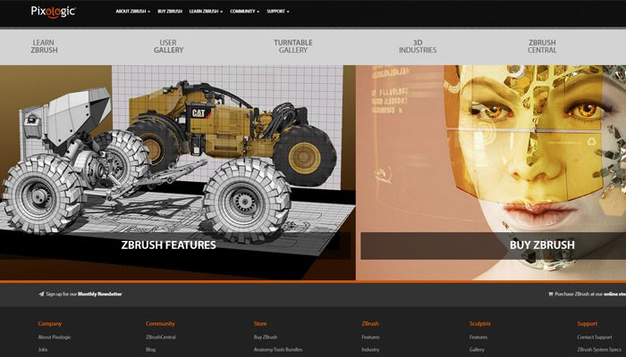 09-pixologic-zbrush-software-landing-page