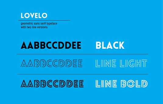 颜值担当!20款全球知名设计师的顶尖字体打包下载