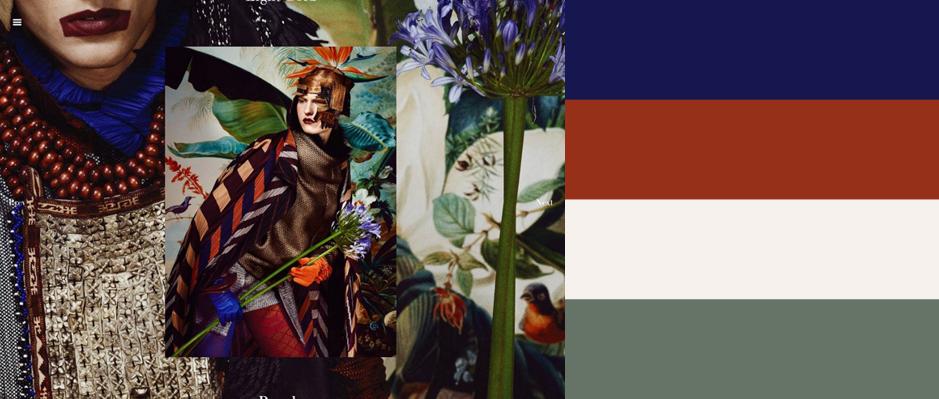2015年最优秀的20款网站配色方案(附配色工具) - 第19张  | 鹿鸣天涯