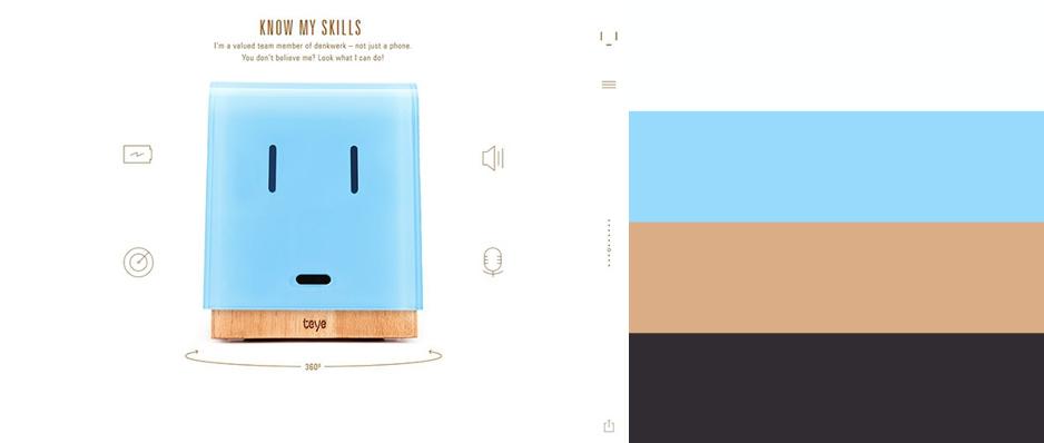 2015年最优秀的20款网站配色方案(附配色工具) - 第11张  | 鹿鸣天涯