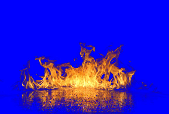 PS必备教程!抠取火焰最高效的8种方法都在这里了