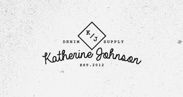 Katherine-Johnson-Website-by-Gonzalo-Lebrero-via-Behance