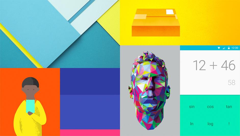 2015年最优秀的20款网站配色方案(附配色工具) - 第24张  | 鹿鸣天涯