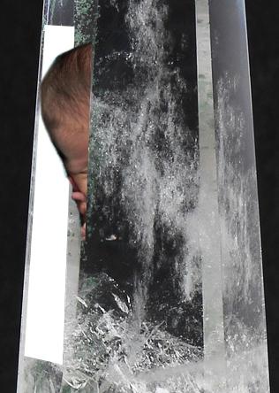 PS教程!如何绘制《小时代4:灵魂尽头》冰冻水晶人物海报?