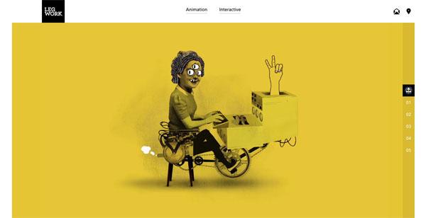 潮流标配!20个九月最新的HTML5/CSS3优秀网站