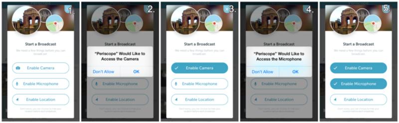 交互的细节!向用户征询iOS授权的五种常见设计模式