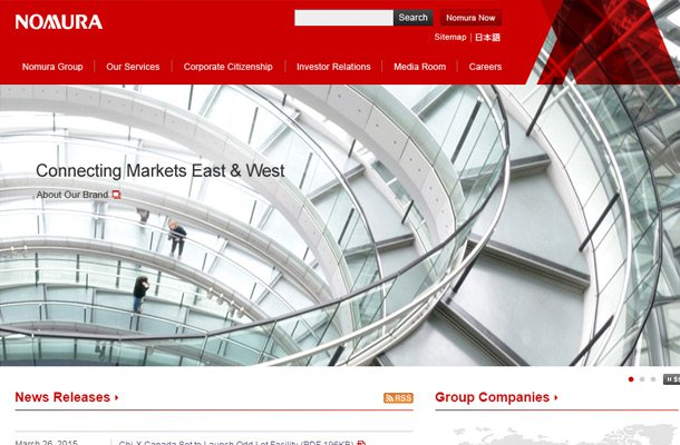 nomura capital investment group