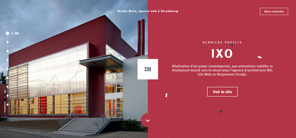 别具一格!20个简单精妙的等分两栏式优秀网页设计