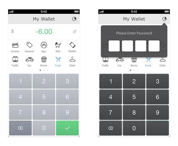 思路最值钱!腾讯设计师对一款移动记账App的设计探索
