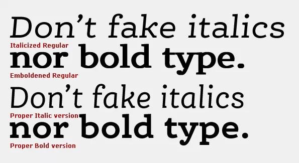 网站的关键!教你13步打造优雅的Web字体