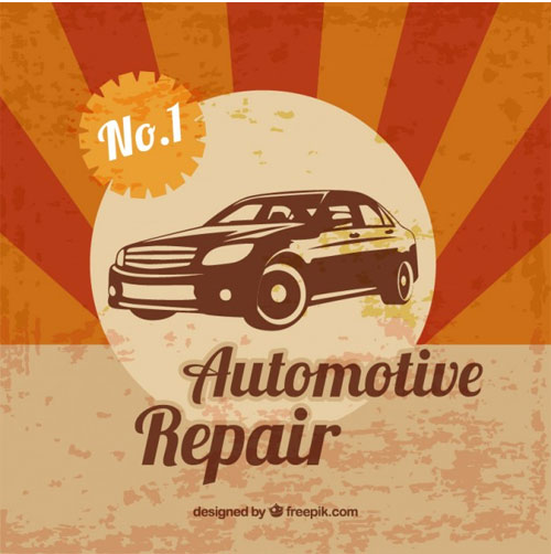 Automotive-repair-poster