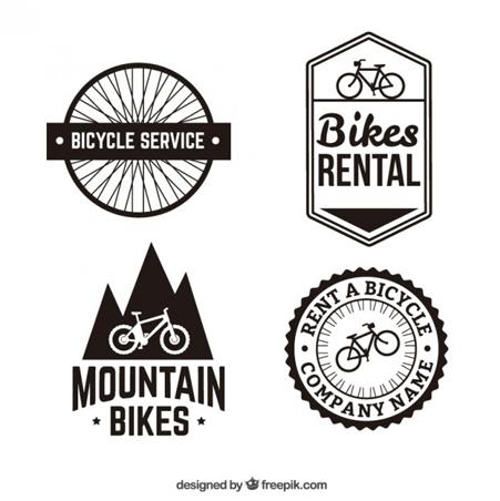 Bike-badges