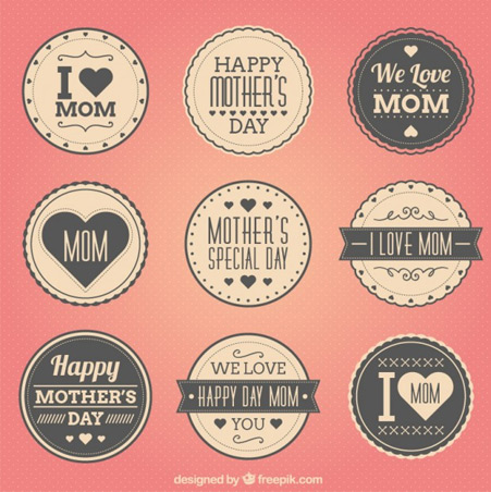 Retro-mothers-day-badges
