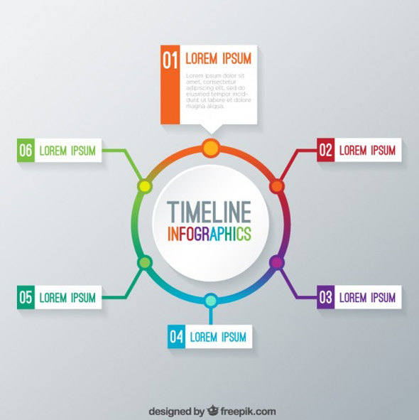 Timeline-infographic-template
