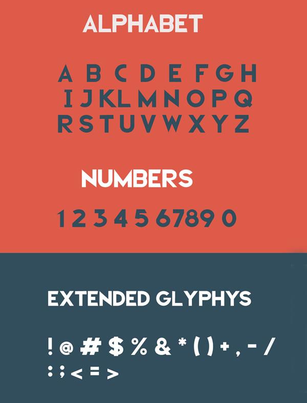 收了!14个顶尖社区的英文字体免费下载