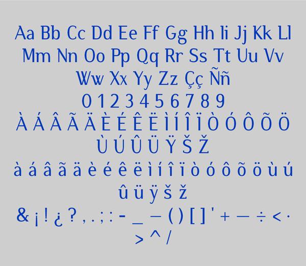 Atzur Font