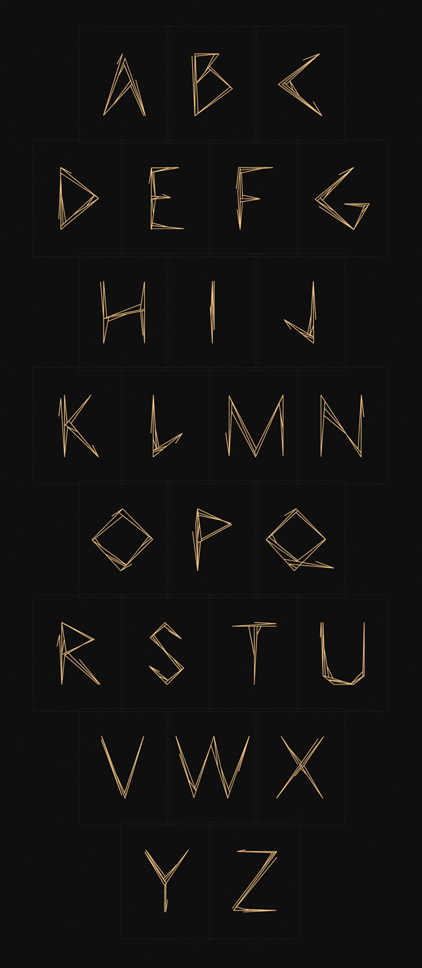 CHEMIN Font