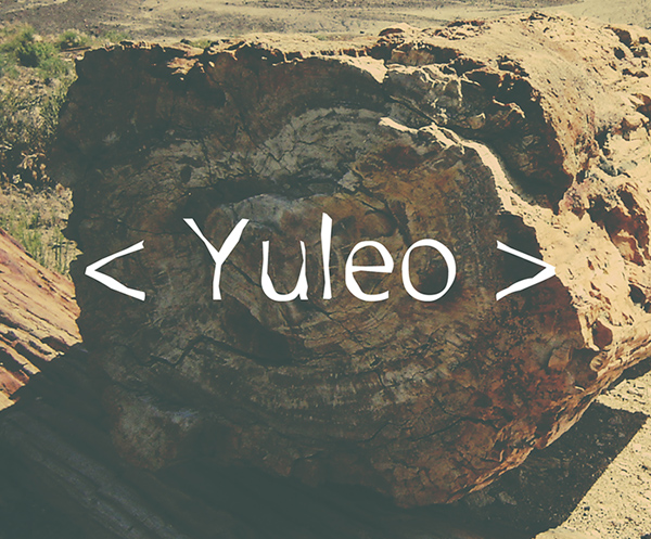 Yuleo Free Font