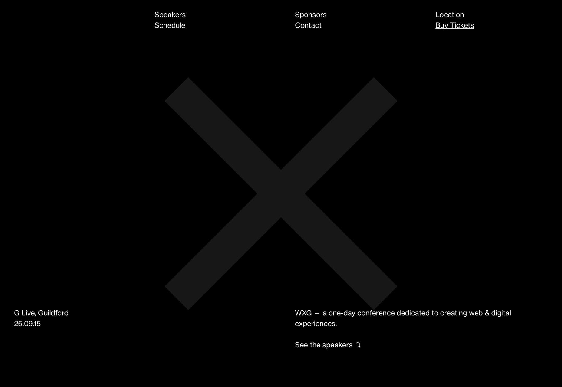 教父级色彩4.0!一组大气有范儿的黑白色调网站设计