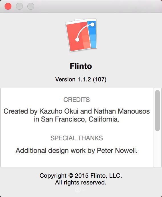 Sketch绝佳搭配!30秒制作交互原型的次时代神器Flinto