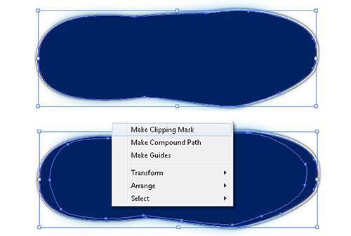 AI教程!手把手教你绘制一只逼真写实的运动鞋