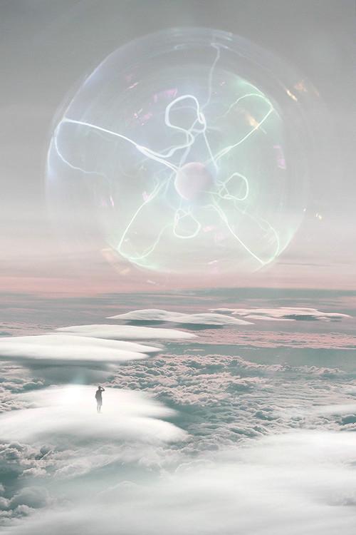 PS教程!手把手教你打造一个超现实云端特效