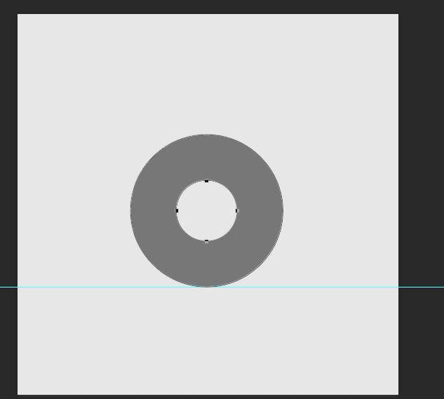 PS教程!手把手教你临摹一枚QQ浏览器图标