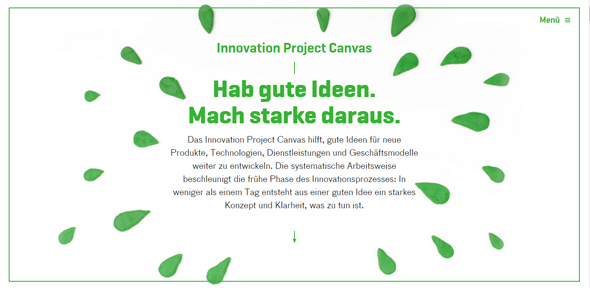 Innovation-Project-Canvas