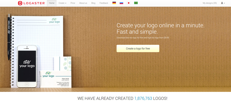多快好省!教你在线几分钟内搞定专业的LOGO设计