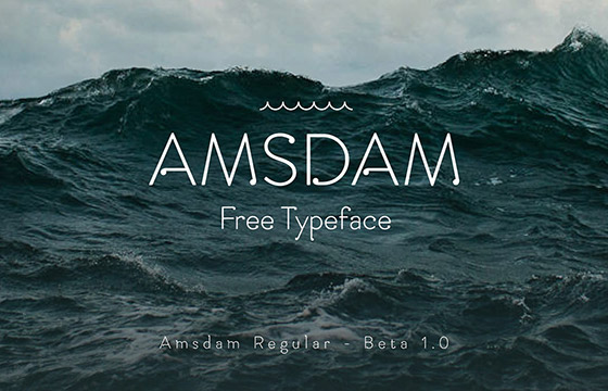 十月字体全齐活!65个精选优质英文字体素材免费下载