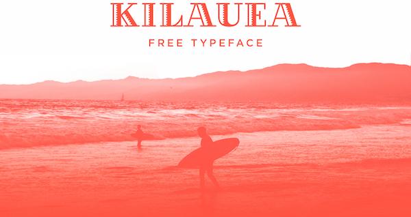 素材精选!十月份最漂亮的27款英文字体免费打包下载
