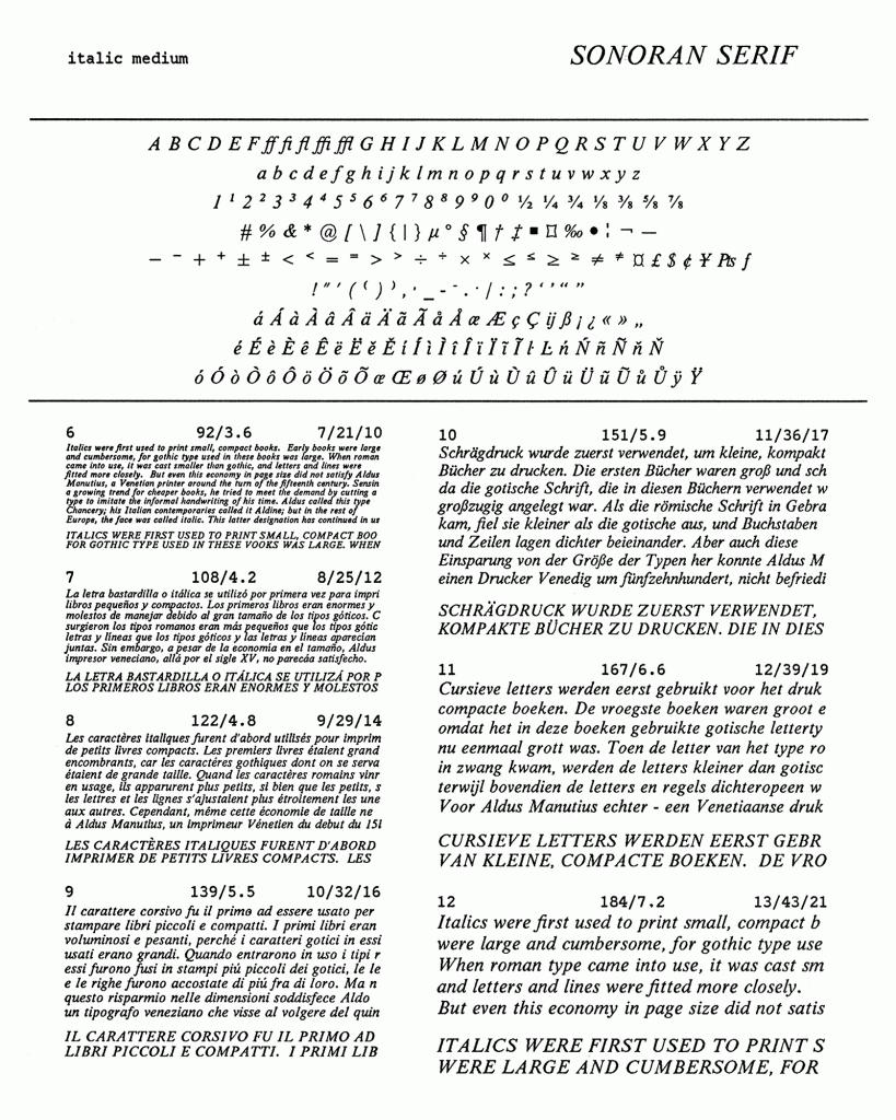 身边的字体!聊聊电脑上最熟悉的陌生字体 ARIAL(下)