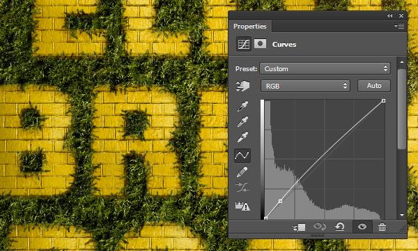 PS教程!手把手教你绘制超逼真的金色砖块字效