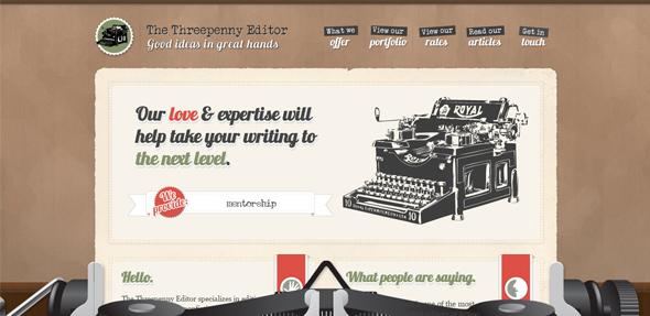 Three-penny-editor