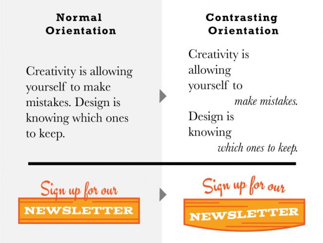 让你不一样!20个技巧帮你提升设计的对比度