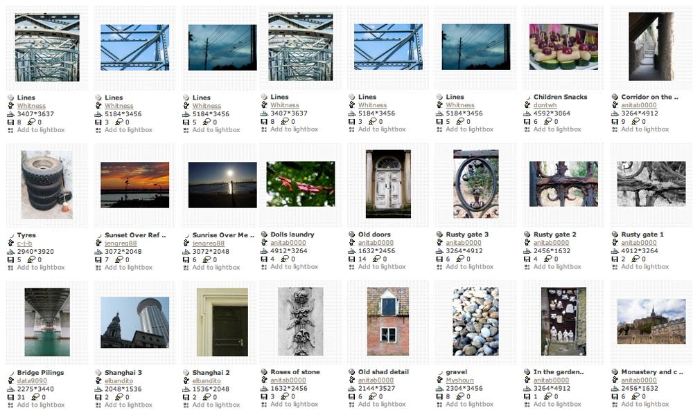 干货总结!每个设计师需知的40个设计素材站