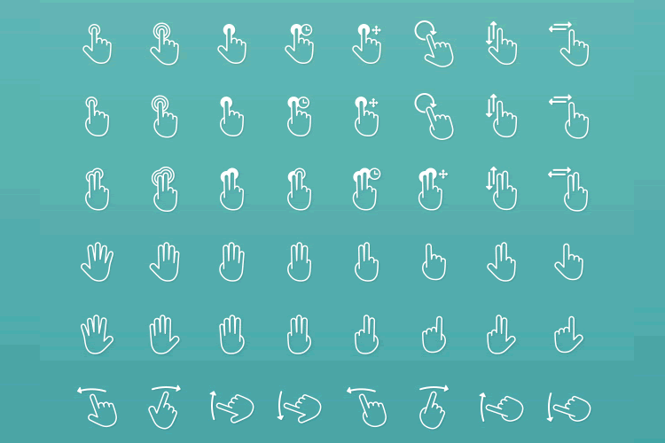 gesture-icons-free-set-01