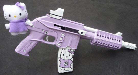 hello-kitty-keltec-gun