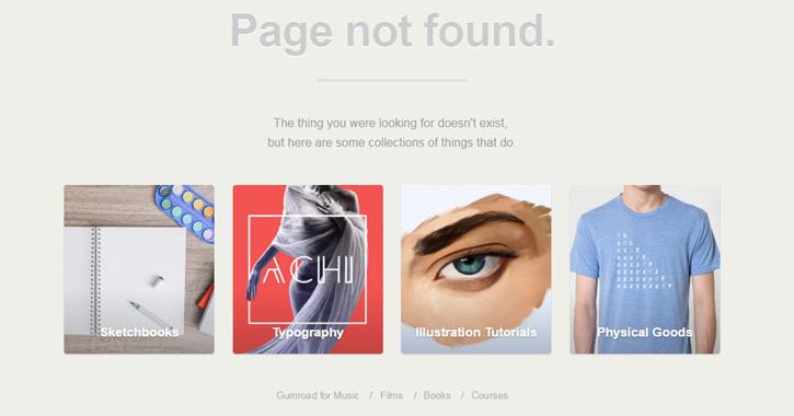 欢迎入坑!现代404页面设计趋势分析与案例