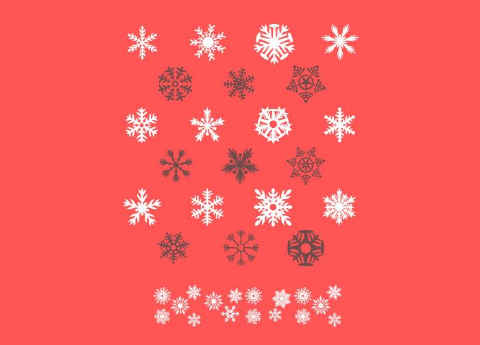 圣诞福利!20个令人惊喜的圣诞节专用「字体」免费打包下载